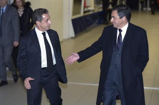 نیکلا سارکوزی، رییسجمهوری فرانسه، از نامزدی فرانسوا فیون، نامزد حزب راست میانه در انتخابات ریاست جمهوری فرانسه حمایت کرد
