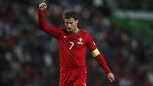 Cristiano Ronaldo na Portugal