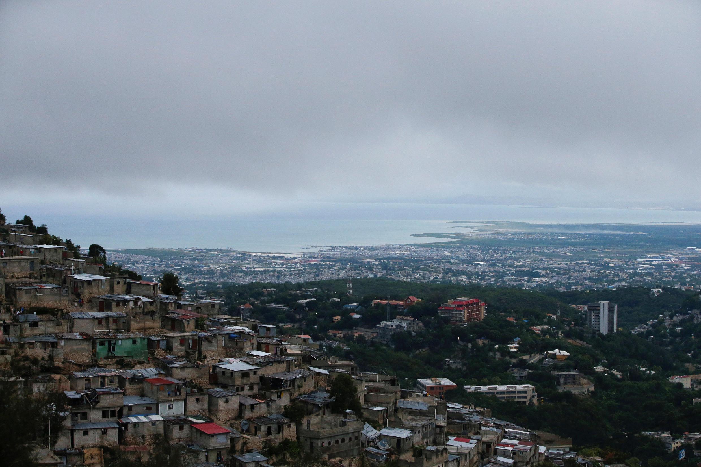 Port-au-Prince.