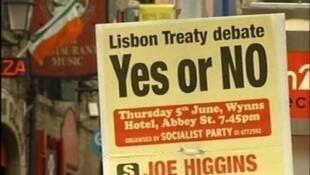 ایرلند- قرارداد لیسبون