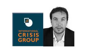 Michaël  Ayari, principal chercheur de l'International Crisis Group en Tunisie