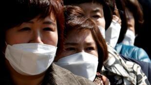 Dịch virus corona ngày càng lan nhanh và rộng khắp gây lo ngại cho cả thế giới. Ảnh minh họa