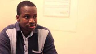 Tidjane Dème, responsable sénégalais de l'Afrique francophone chez Google, à Dakar.