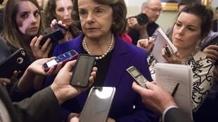 Dianne Feinstein, presidenta de la Comisión de Inteligencia del Senado, este 9 de diciembre de 2014.