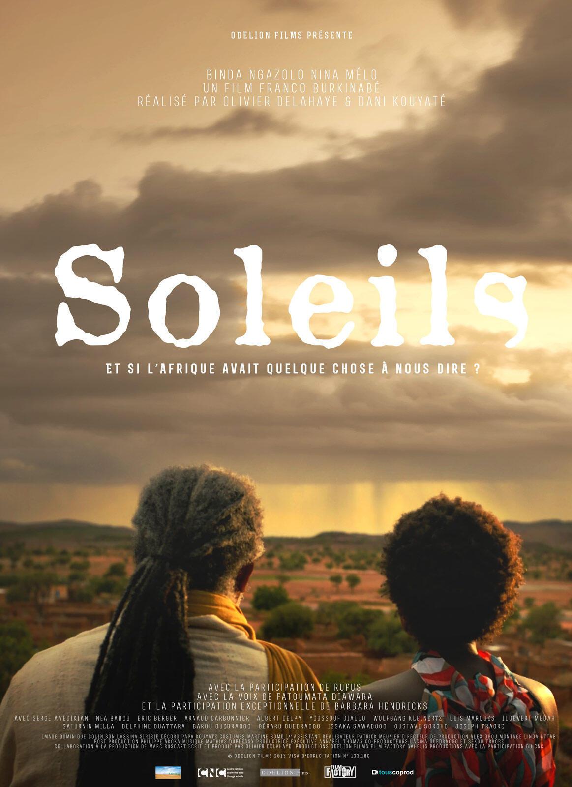 Les soleils dont parle ce conte, humaniste et philosophique, sont les grands personnages de l'histoire africaine.