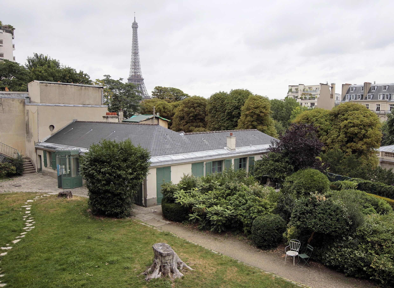 خانه بالزاک، نویسنده فرانسوی، در پاریس