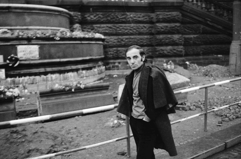 Шарль Азнавур в Праге, январь 1969 г.