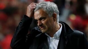 Jose Mourinho, kocha wa zamani wa Manchester United.