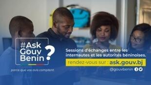 #askgouvbenin : les citoyens face aux politiques.