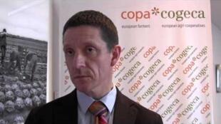 Arnaud Petit, diretor de Commodities e Trade da confederação europeia Copa-Cogeca.