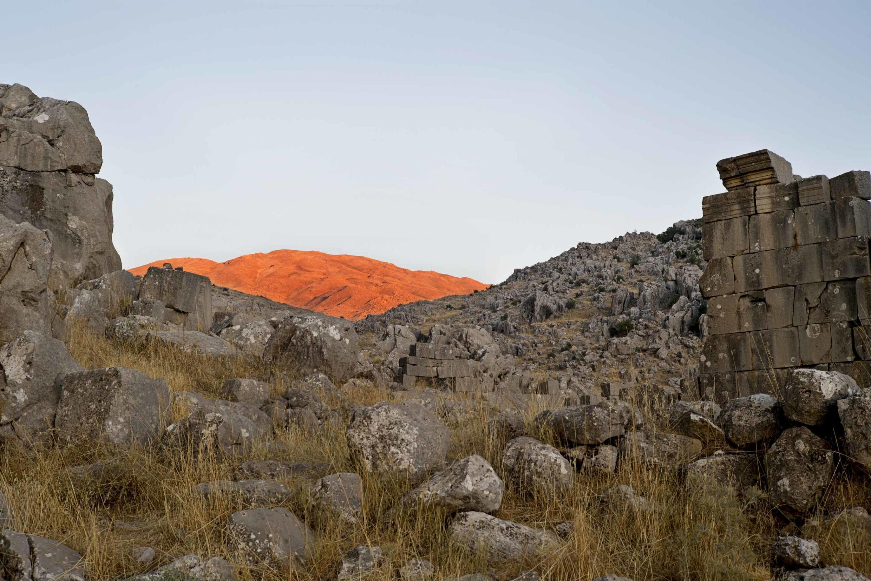Nadim Asfar, La Montagne, 2014 en cours.