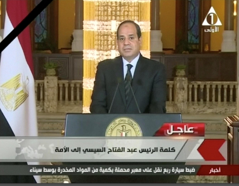 Abdel Fattah al-Sissi dan takara  a zaben shugabancin kasar Masar