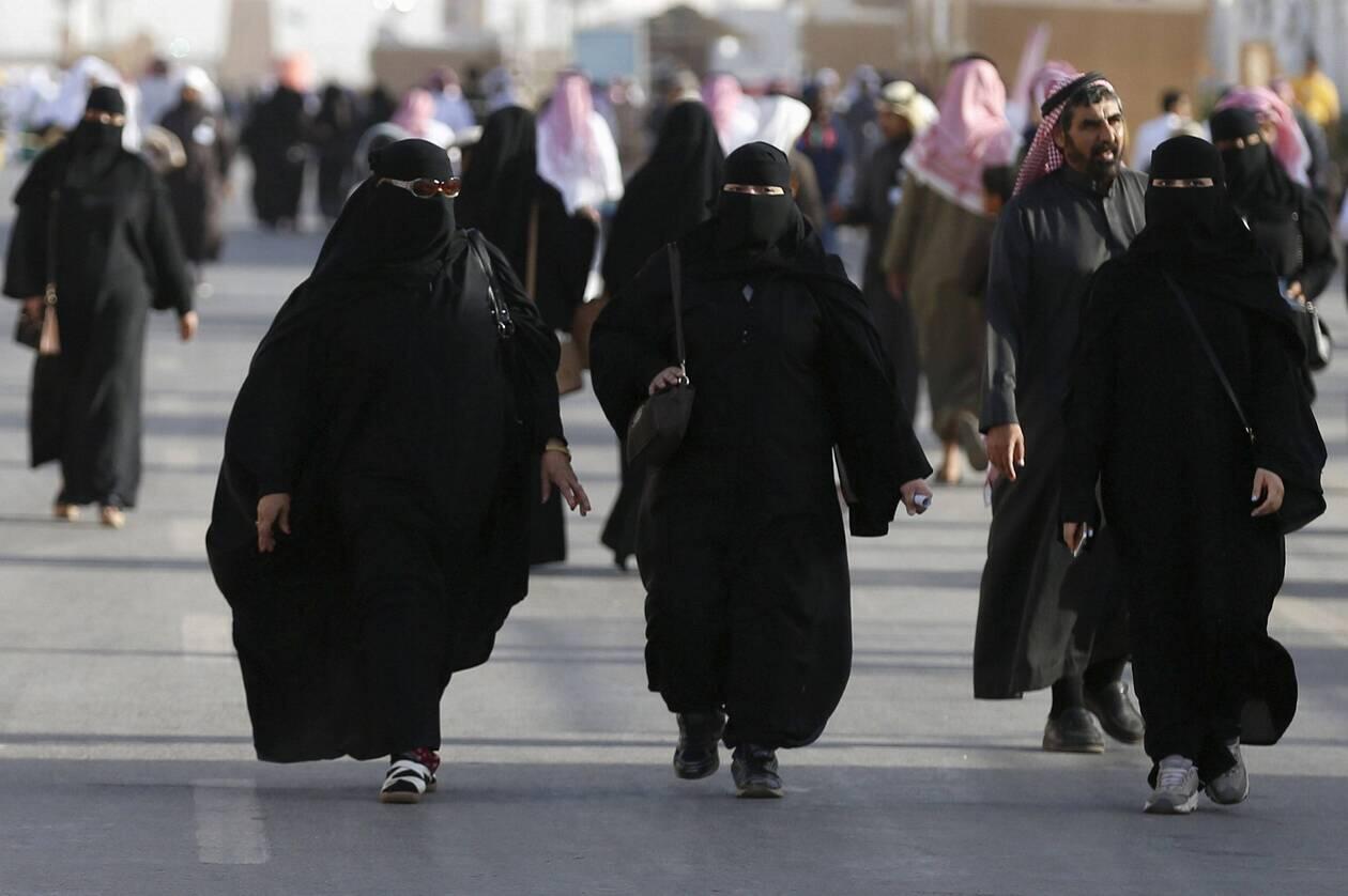 Femmes à Ryad_Reuters
