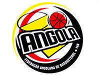 Logo de la fédération angolaise de Basket-ball.