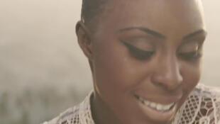 Laura Mvula. (Photo: capture d'écran du clip de la chanson «Green Garden» de Laura Mvula).