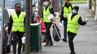 En Australie, à Melbourne, les travailleurs précaires sont les plus exposés au coronavirus, selon une enquête (photo d'illustration).