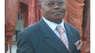 Maître Massengo Tiassé, 2° vice-président de la Commission nationale des droits de l'homme au Congo-Brazzaville.