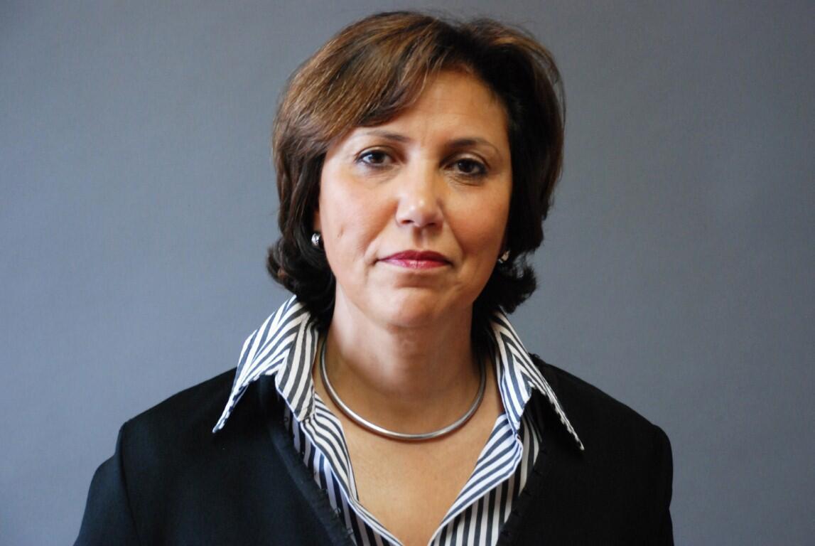 La chercheuse Khadija Mohsen Finan enseigne à l'université Paris-1