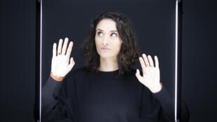 La comédienne Rachida Brakni.