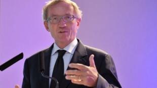 Bertrand Méheut, patron de Canal+ .