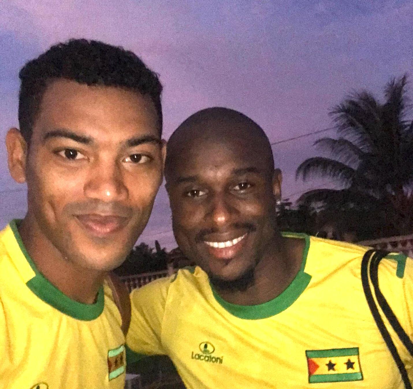 Aldair Cruz - Bélgica - São Tomé e Príncipe - Desporto - Futebol