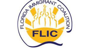 Emblema de la asociación Coalición de inmigrantes de Florida (Estados Unidos).