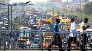 Une grande partie des voitures en circulation au Nigeria arrive en contrebande par le Bénin.