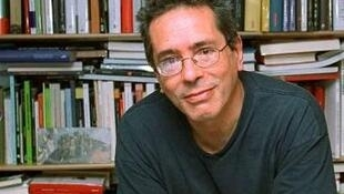 El escritor argentino César Aira.