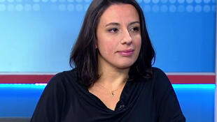 A socióloga Camila Caldeira Nunes Dias, professora da Universidade Federal do ABC
