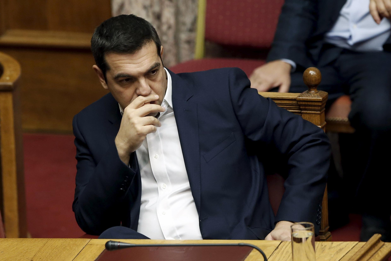 希臘總理齊普拉斯 Alexis Tsipras