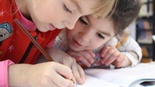 12 миллионов французских школьников начинают новый учебный год 2 сентября