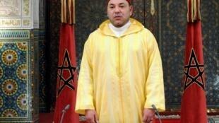 Morocco's King Mohamed VI