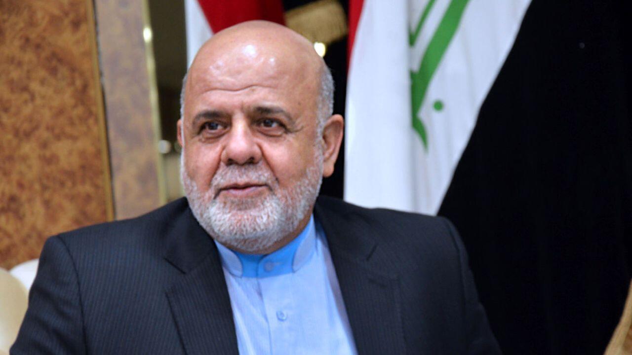 Iradj Masdjedi-Ambassadeur iranien à Bagdad