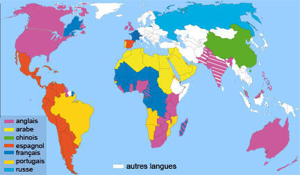 Kiswahili lugha iliyoenea duniani kama lugha nyingine kubwa za kimataifa.