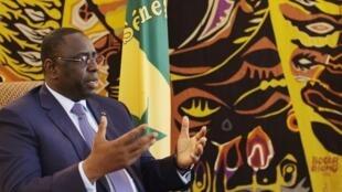 Le président Macky Sall s'est rendu à Meckhé pour la Journée nationale de l'artisanat.