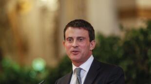 Le ministre de l'Intérieur Manuel Valls a effectué une tournée de quatre jours aux Antilles.