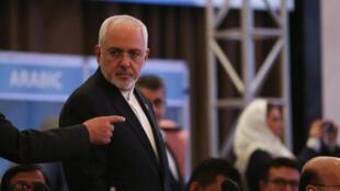 Le gouvernement polonais «accueille désormais un cirque anti-iranien», a raillé sur Twitter Javad Zarif, le chef de la diplomatie iranienne.