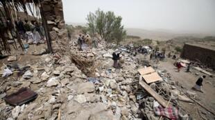Athari ya mapigano nchini Yemen