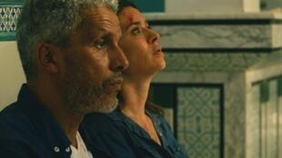Najla Ben Abdallah et Sami Bouajila dans « Un fils ».