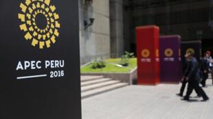 Museo de la Nación, donde se celebra el 19 y 20 de noviembre la cumbra de la APEC.