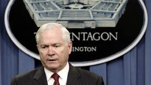 El secretario de Defensa norteamericano Robert Gates, el 6 de abril en Washington.