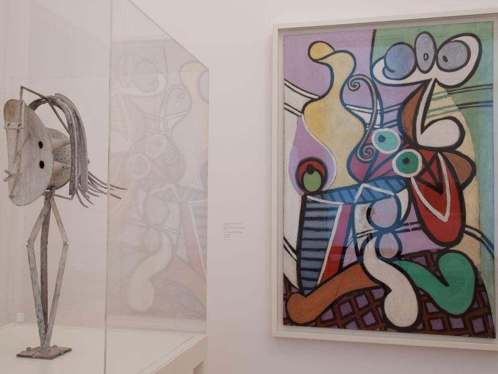 Museu Picasso, Paris.