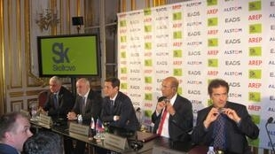 Подписание соглашений об участии французских предприятий в проекте «Сколково» 02/03/2011