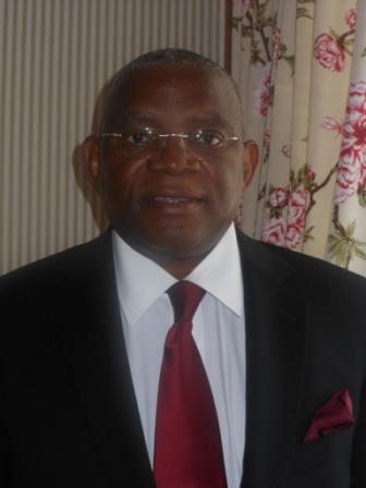 George Chicoty,  ministro das relações exteriores de Angola 2014