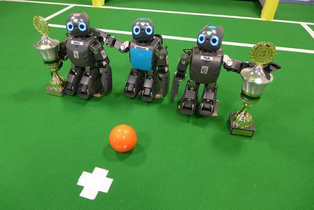 RoboCup começa no dia 19, na Paraíba.