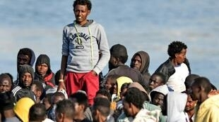 Several EU leaders have accused charity ships of indirectly aiding human traffickers, saying they should let the Libyan coastguard coordinate rescue missions and take the migrants back to Libya