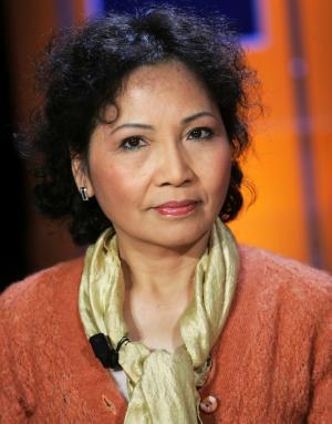 Nhà văn Dương Thu Hương (DR)