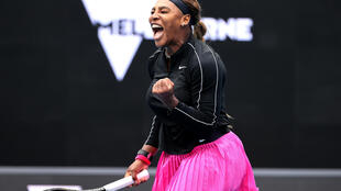 Serena Williams beat Australia's Daria Gavrilova