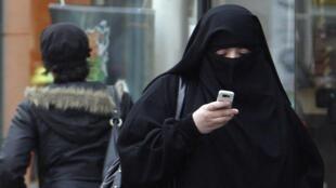 丹麥也頒布法令禁止在公眾場合穆斯林女性戴面紗   2018年5月31日