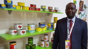 Ndiaye Pape Maram, chargé de mission export des Conserveries de Dakar.